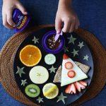 Космический праздник. Антураж, фотографии, открытки и еда