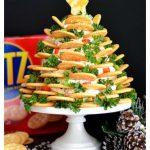 Идеи оформления новогодних блюд и стола