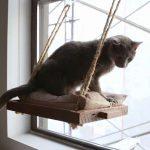 Колыбелька для кошки. Как сделать домик для вашего кота