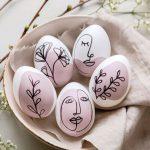 Про праздники, Пасху и несколько идей окраски яиц