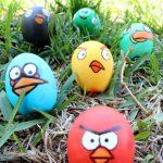 Идеи окраски яиц для тех, кому надоела луковая шелуха. Круче только яйца