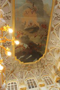 Потолки в Эрмитаже