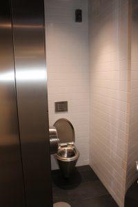 туалет в Новой Голландии